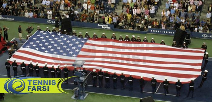 بازیکنان امریکایی تنیس