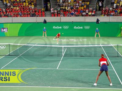 آشنایی با بازی تنیس