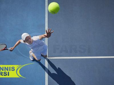 بک سویینگ در تنیس