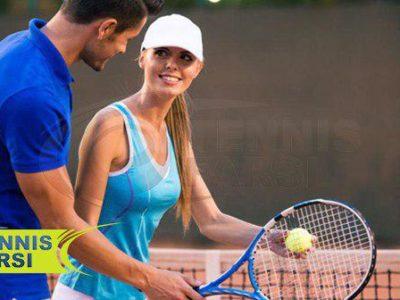 تدریس تنیس