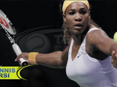 فزایش اعتماد به نفس در ورزش - سرنا ویلیامز