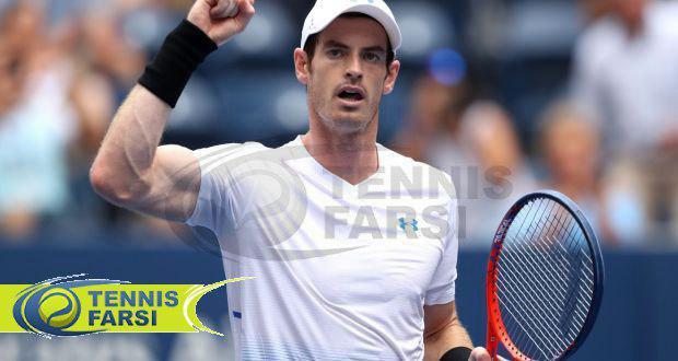 تنیس-اندی ماری