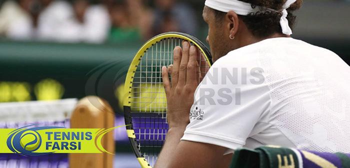 چگونه با اشتباهات در تنیس آشتی کنیم؟