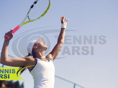 انواع تیپ بدنی در تنیس