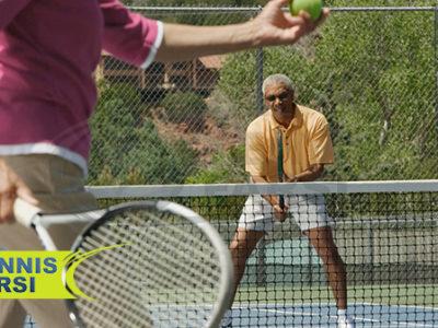 بهترین تمارین تنیس برای رده های مختلف