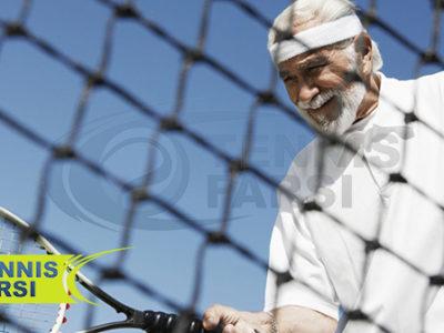 مزایای ورزش تنیس برای سلامتی