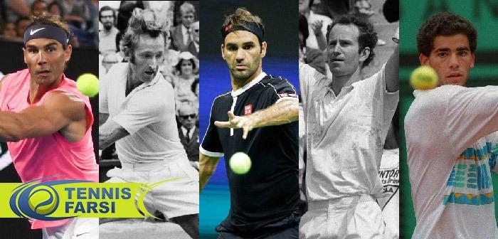 رقابت تنیس