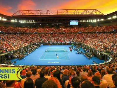 تماشاگران در تنیس آزاد استرالیا ۲۰۲۱
